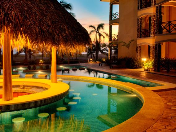 Daystar Bahia Encantada Pool Sunset.jpg