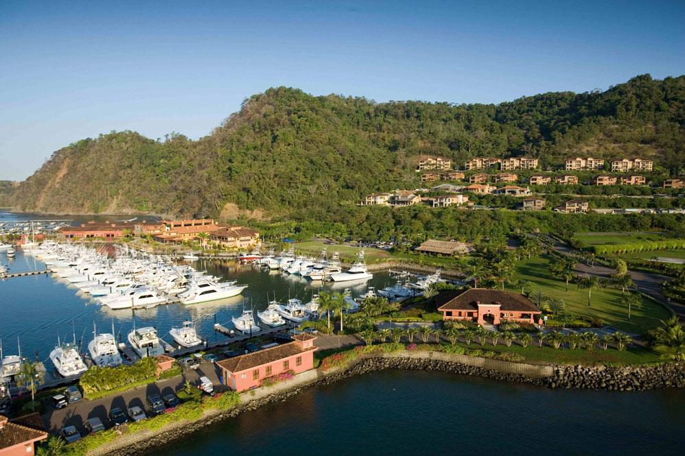 Los Sueños Resort & Marina in Herradura.