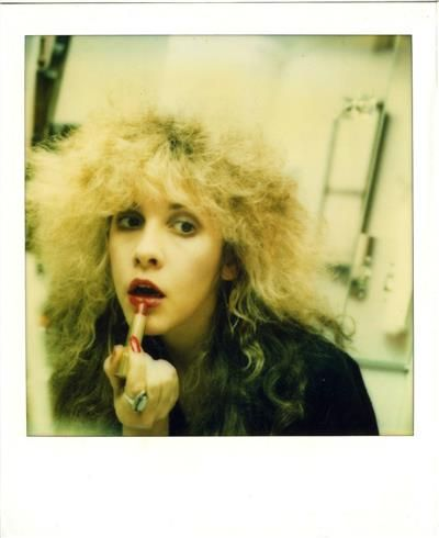 9/29 Just found out about the Stevie Nicks self-portrait collection being shown at the Morrison Hotel gallery in New York City. Basically obsessed with this now.