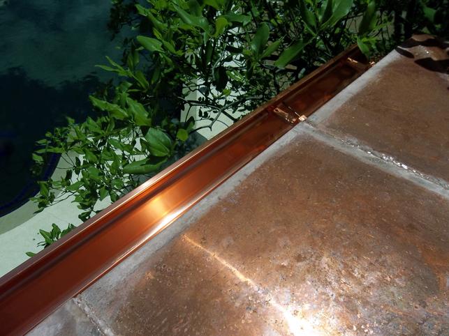 Superior Home Improvements  Copper Box Gutters: Lexington, Ky.
