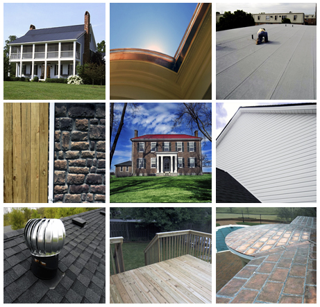 Superior Home Improvements Home Page Picture