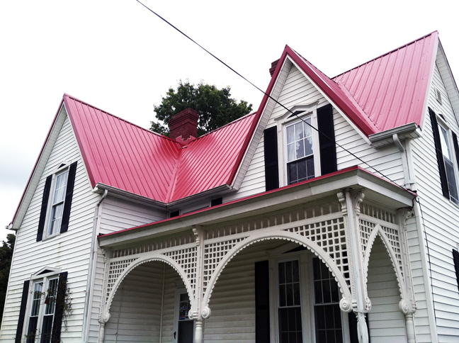 Superior Home Improvements  Metal Roofing: Winchester, Ky.