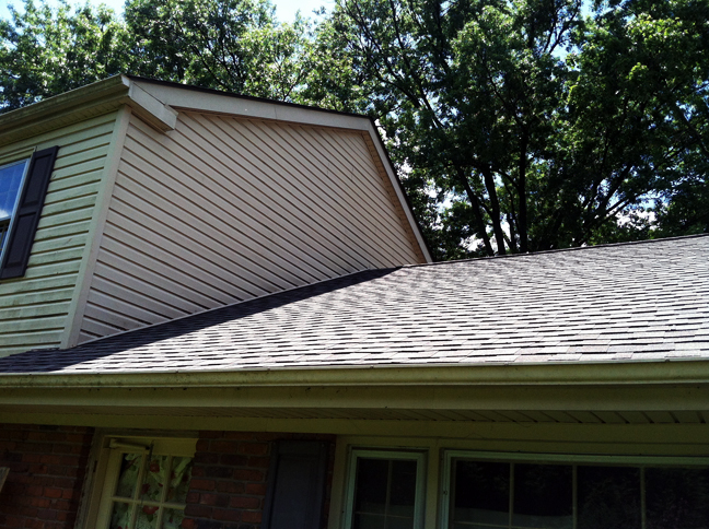 Shingle Roof Installation: Winchester, Ky.  Superior Home Improvements