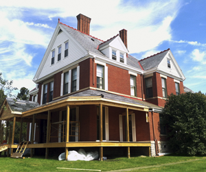 Wrap-Around Porch & Roof: Winchester, Ky.   Superior Home Improvements