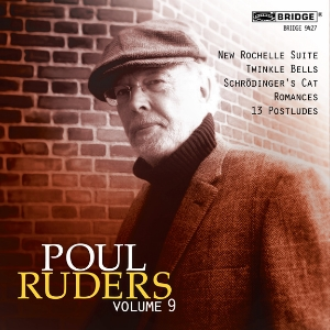 Poul Ruders Edition, Volume 9 - BRIDGE 9427