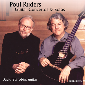 Poul Ruders and David Starobin