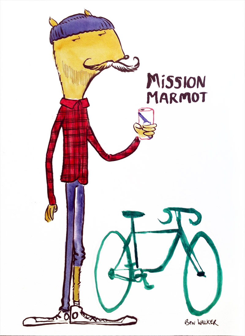 The Mission Marmot