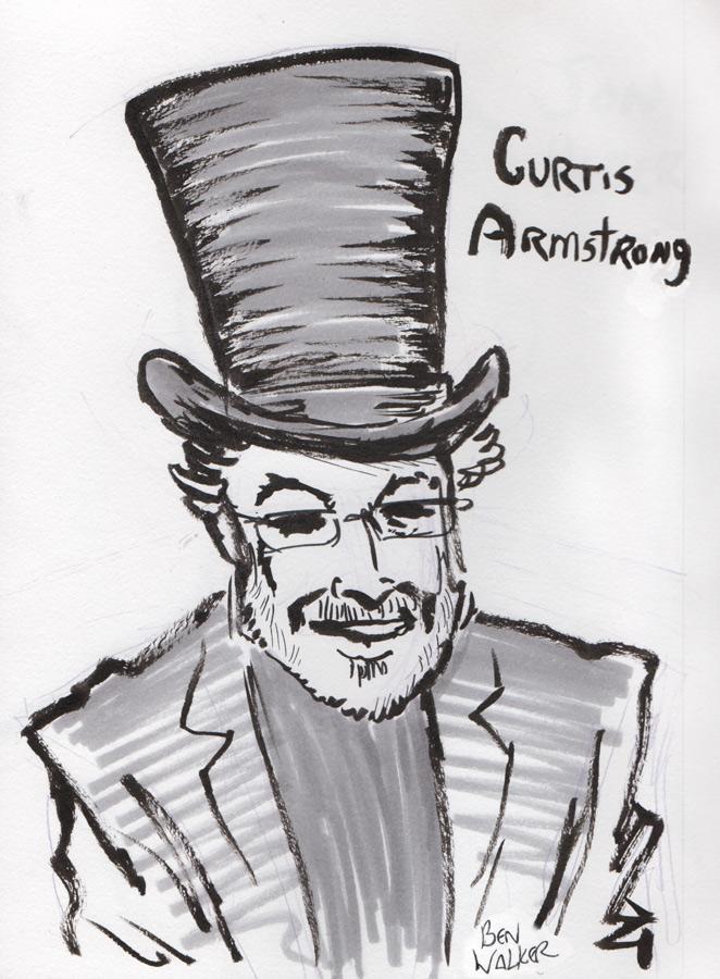 Curtis Armstrong