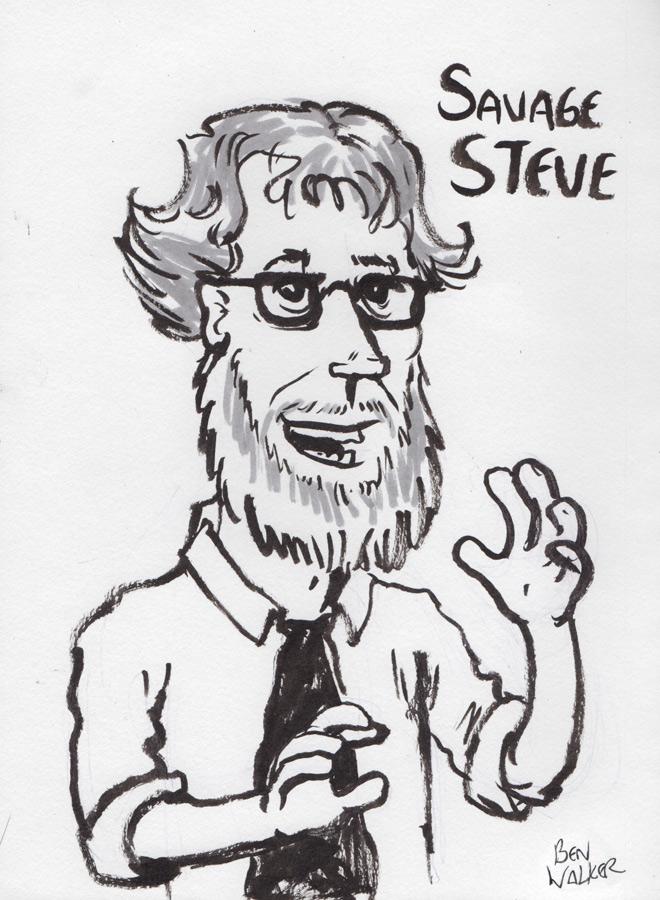 Savage Steve Holland