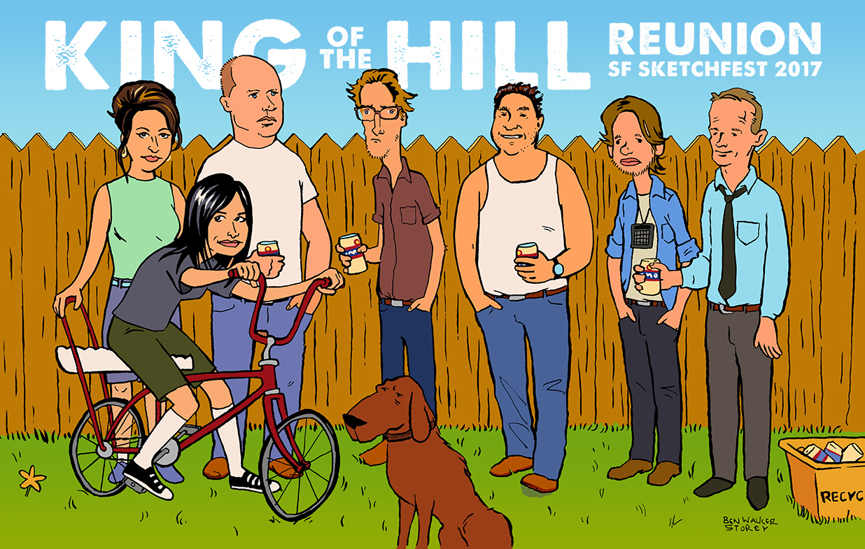 King of the Hill Reunion