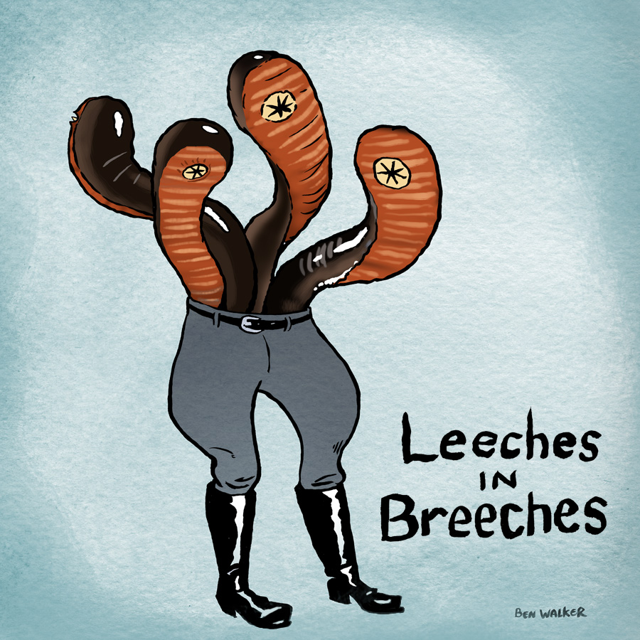 Leeches-in-breeches