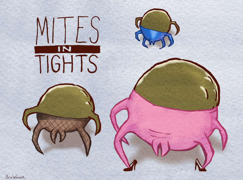 Mites-in-tights