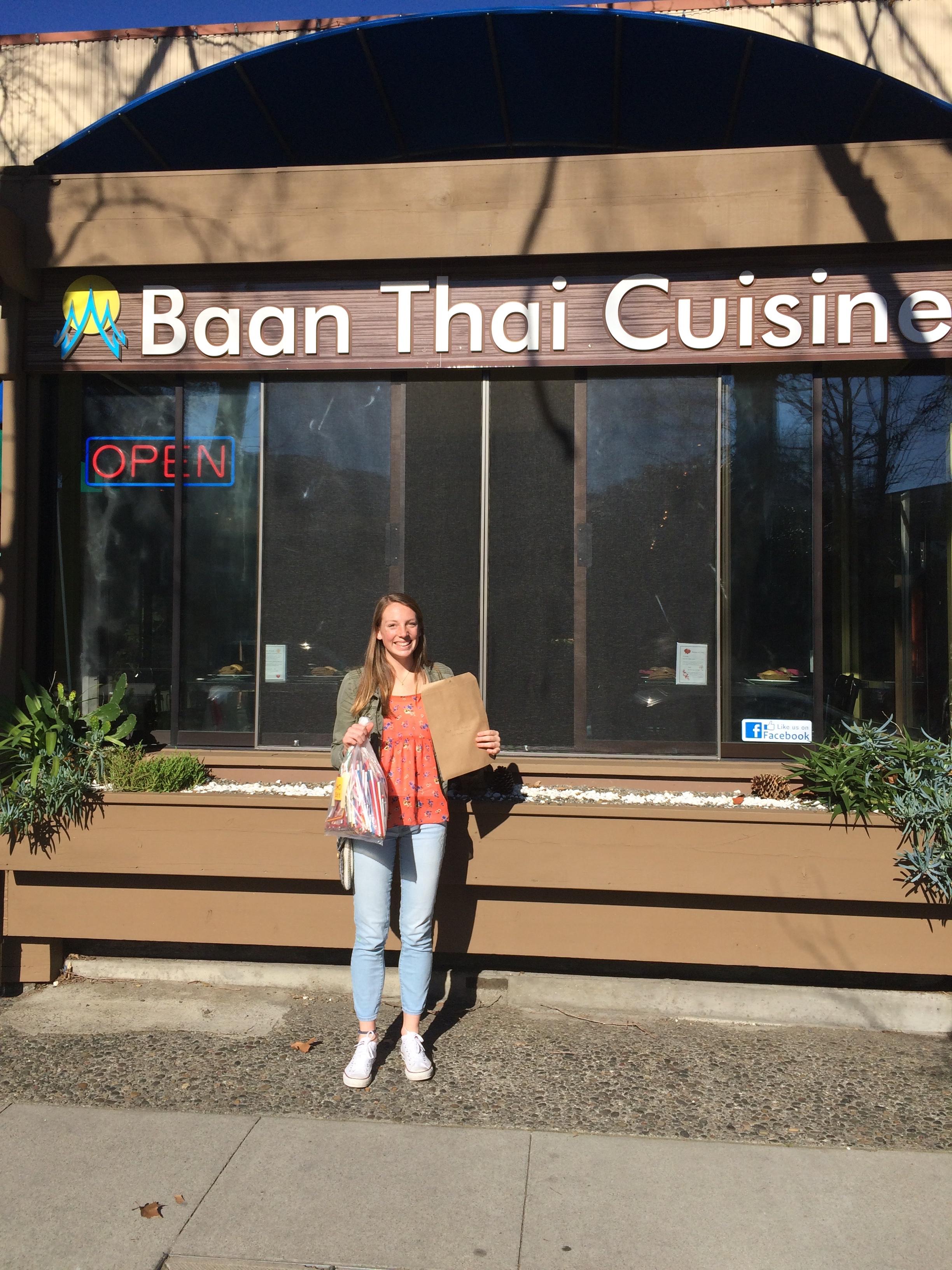 Marya at Baan Thai