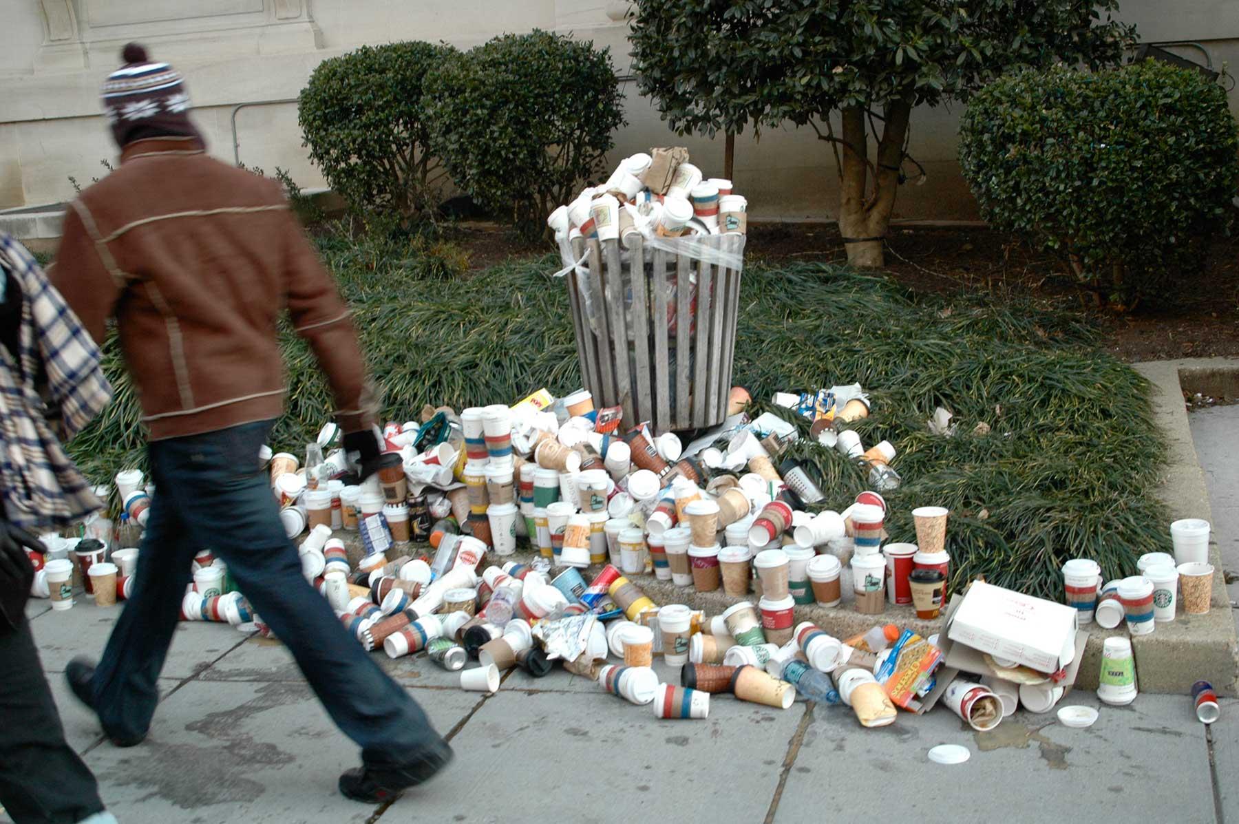 Washington DC - image from Barack Obama's Inauguration - photo courtesy of Munir Squires