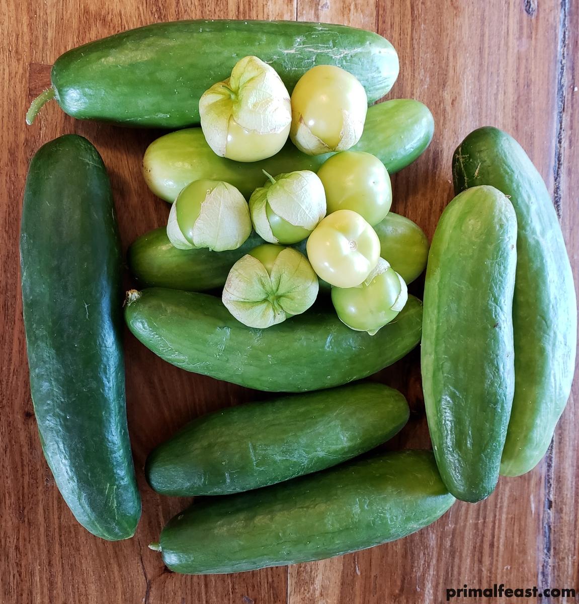 2018 0602 cucumbers tomatillo.jpg