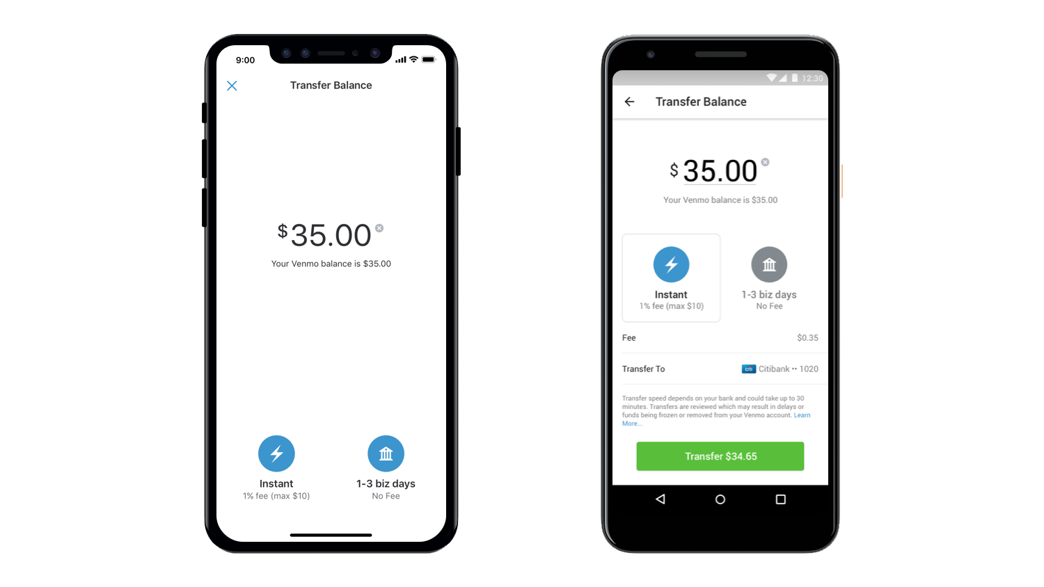 Need a quicker way to get the money from your Venmo account