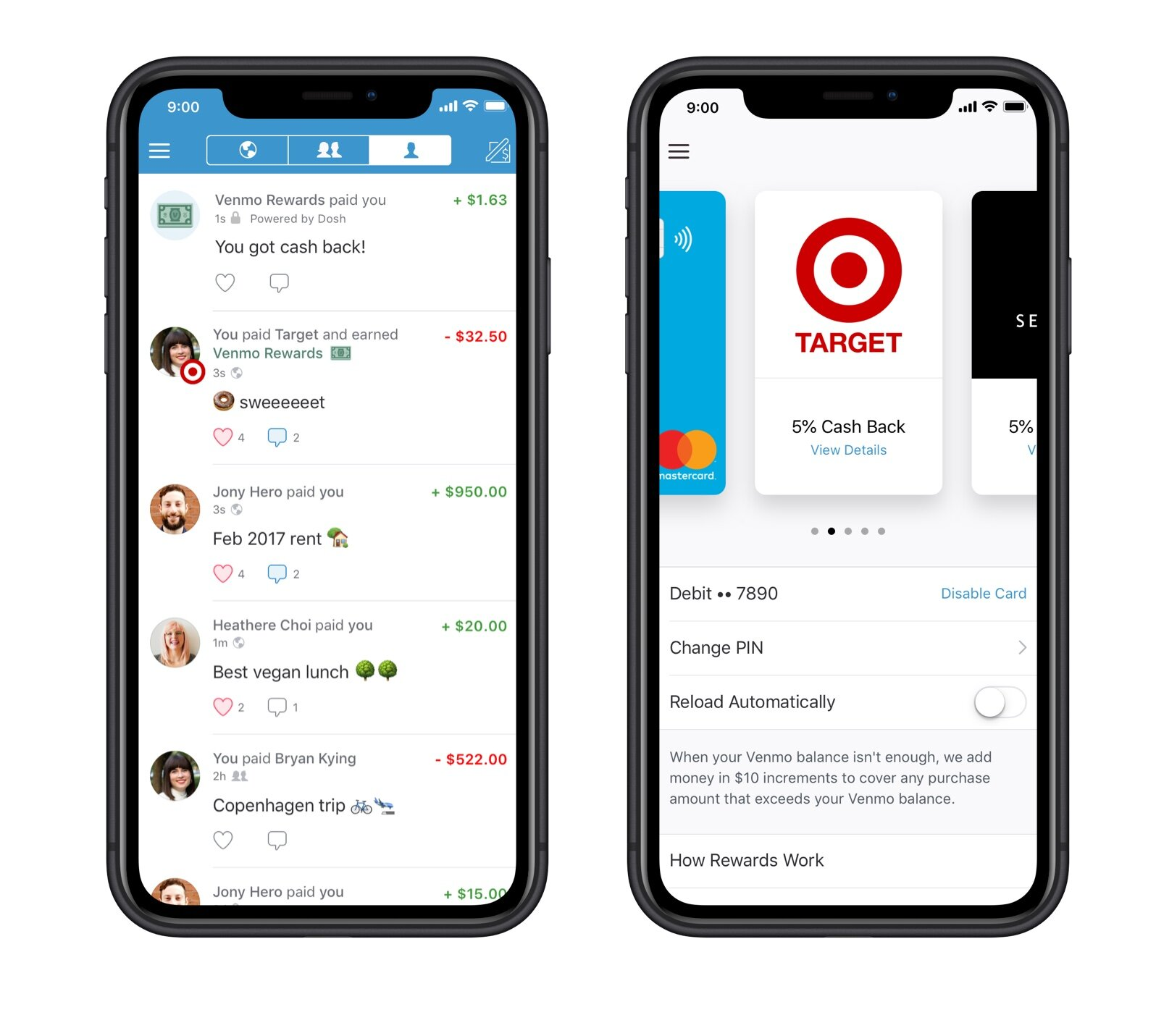 Now you can earn rewards with Venmo! — The Venmo Blog