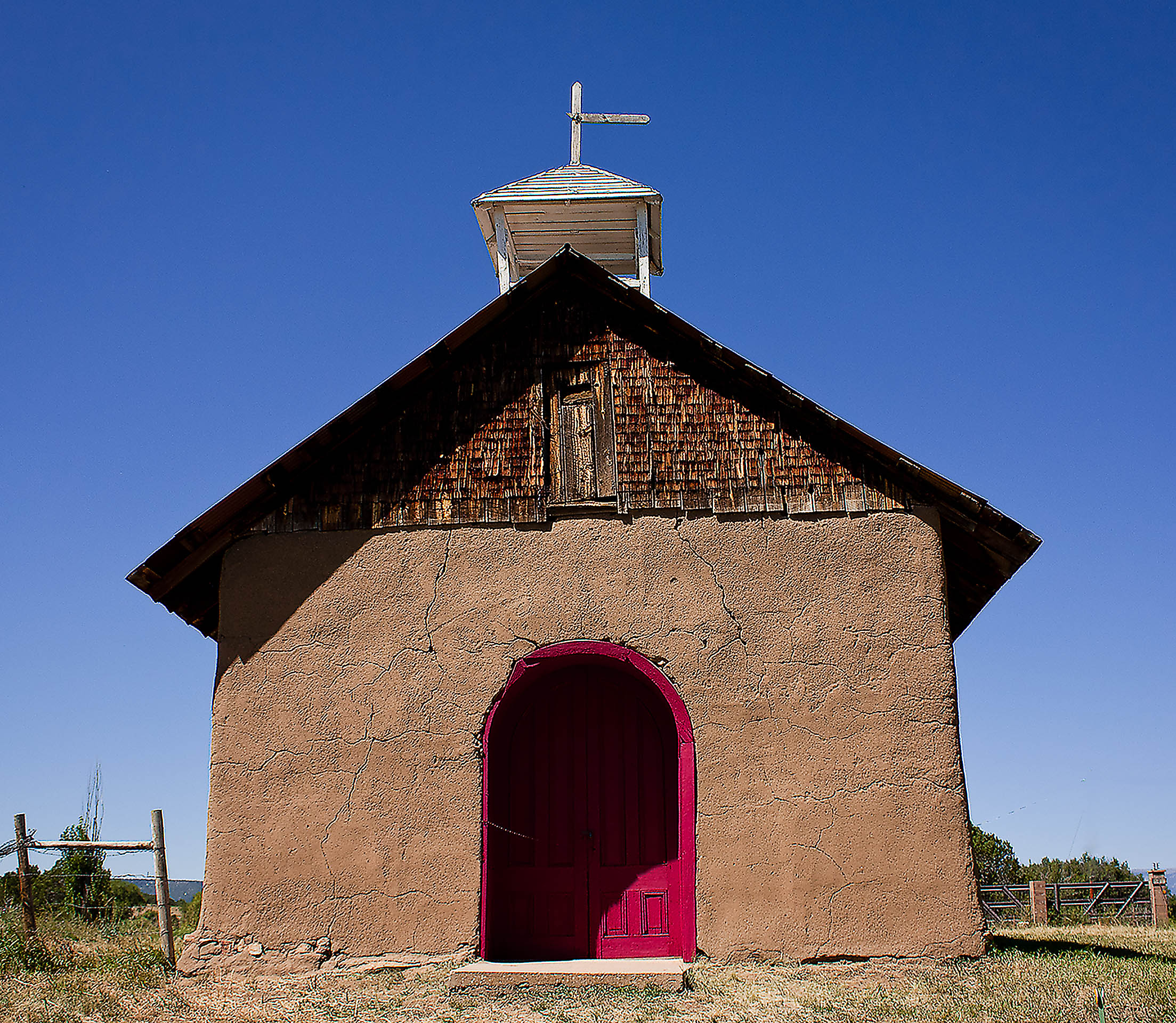 Chapel Near Springer, NM