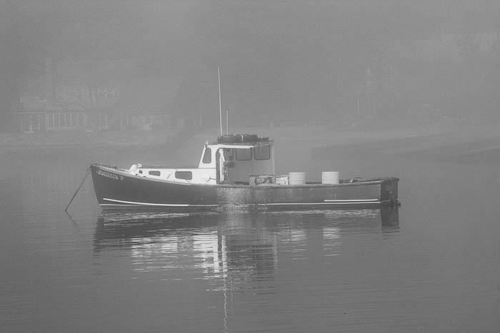 Lobster Boat. Rowayton, CT