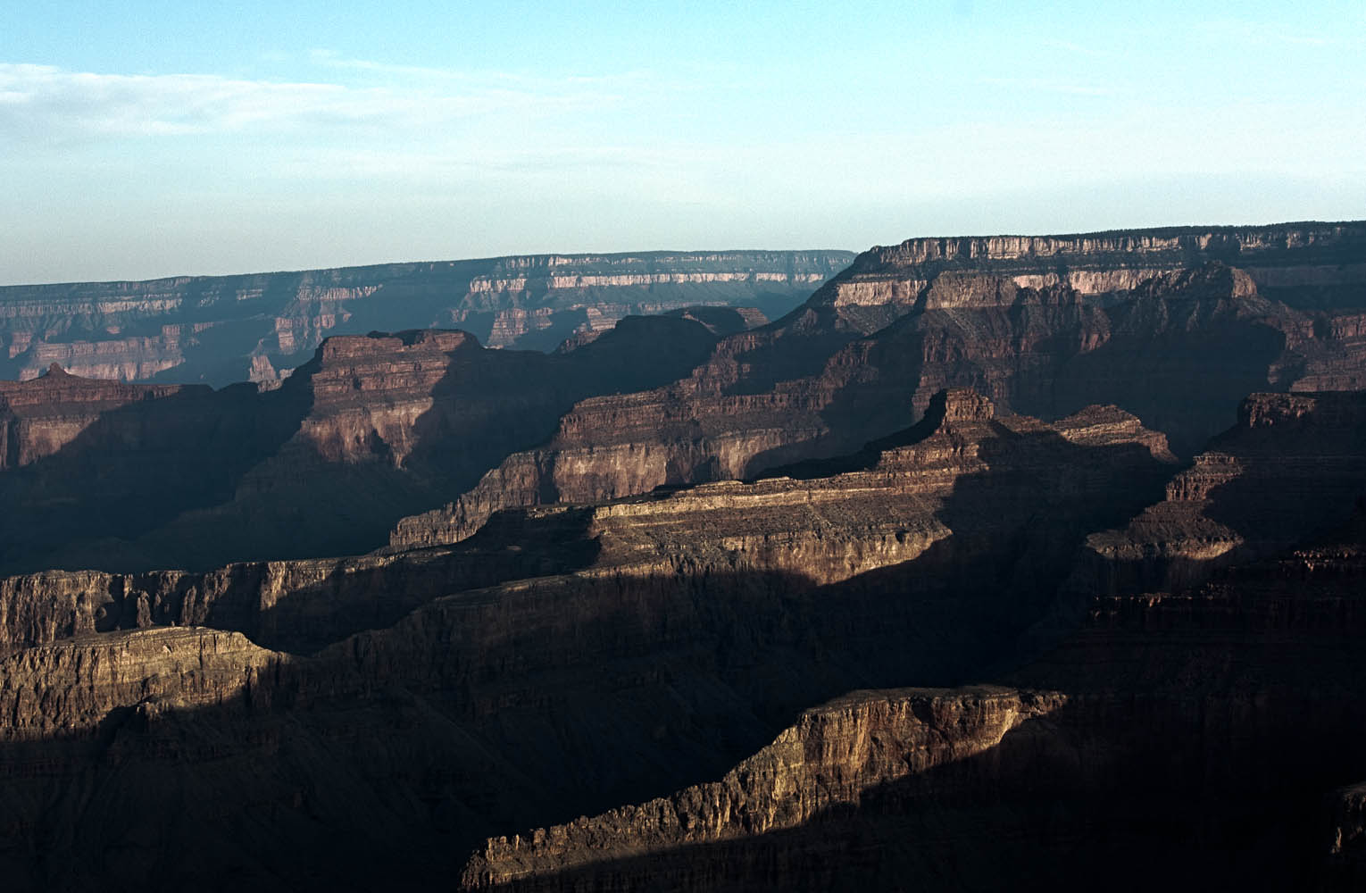 Dawn, Powell Point, Grand Canyon
