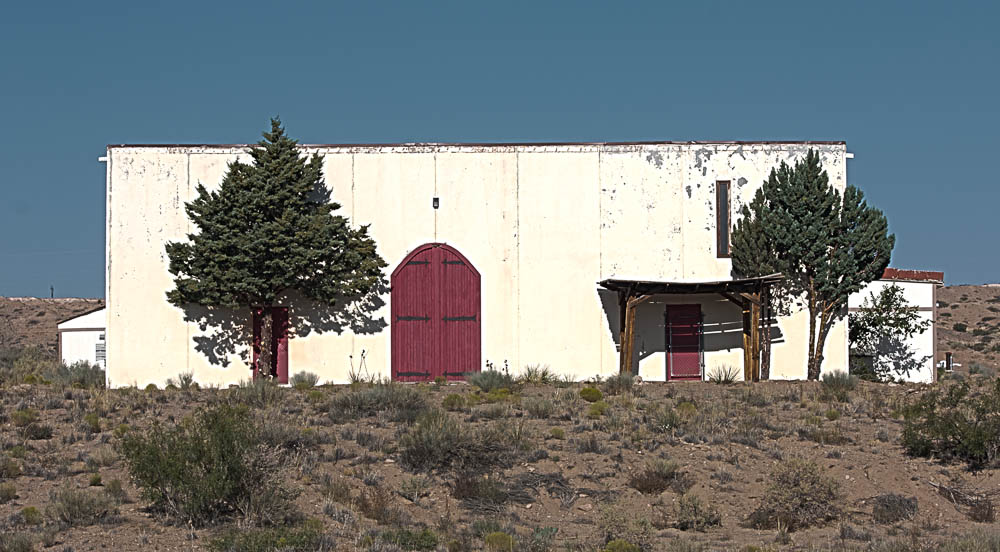 White Building, Belen, NM