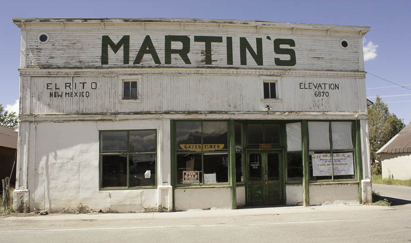 Martin's General Store, El Rito, NM