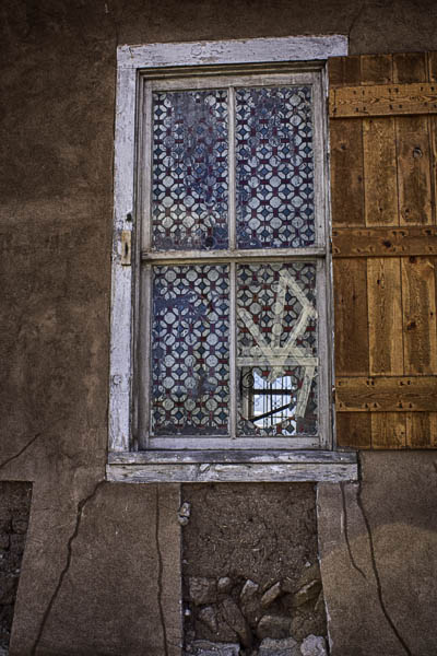 Broken Window, Truchas, NM