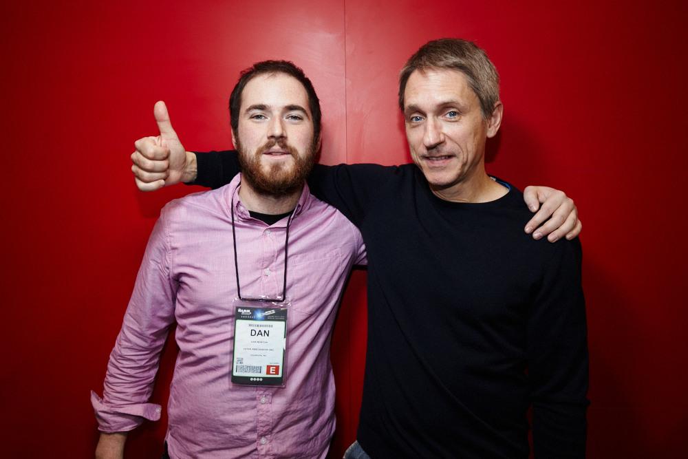 Dan Norton // Graham Hawthorne [David Byrne]