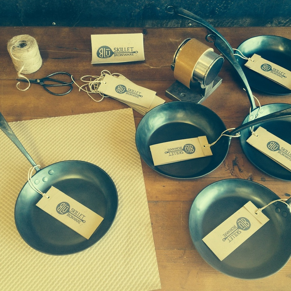 Pans ready to ship