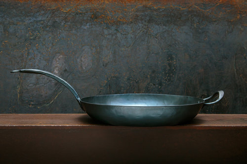 The pans | Care & Cooking | Seasoning & Maintenance — Blu Skillet