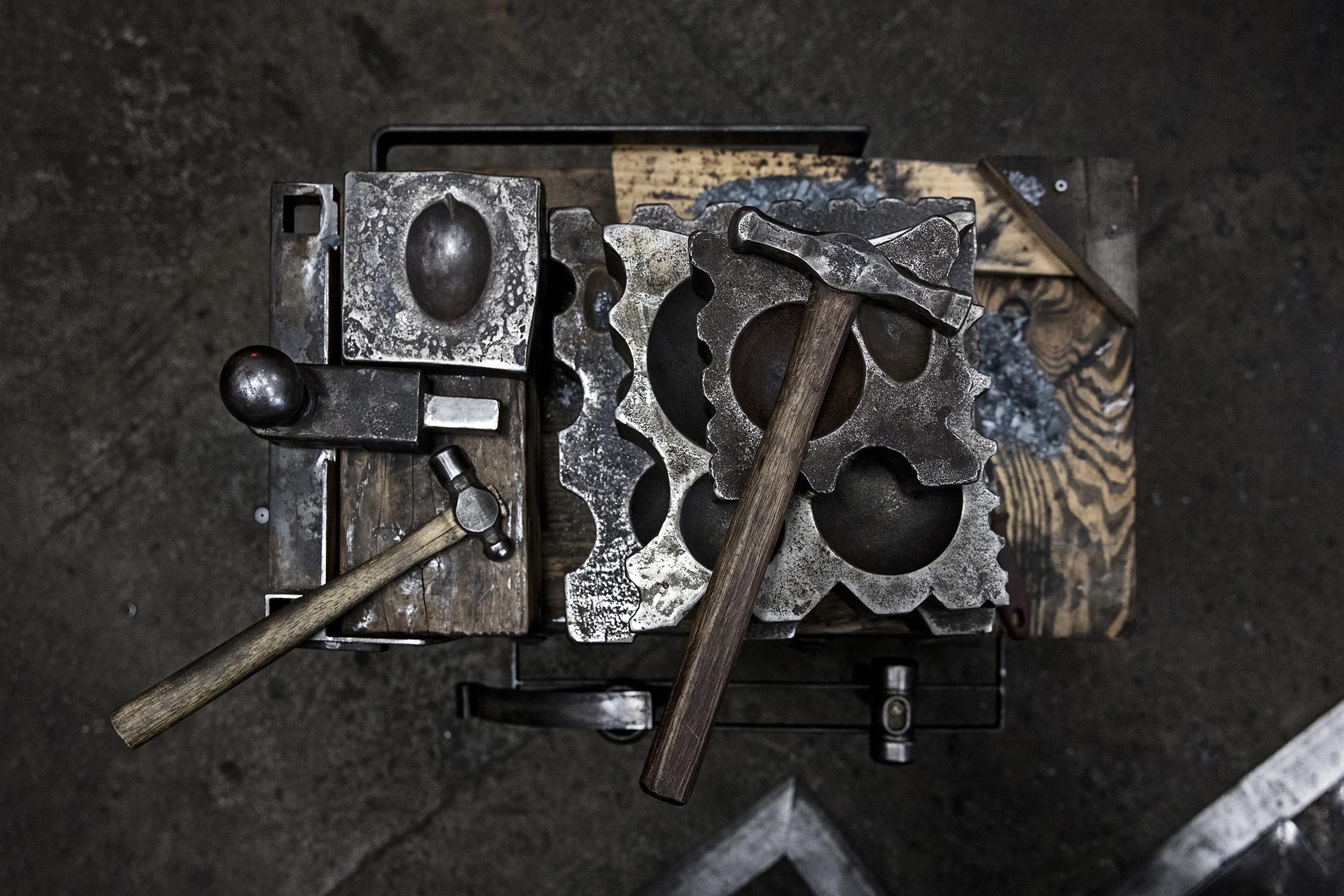 Blu Skillet Ironware