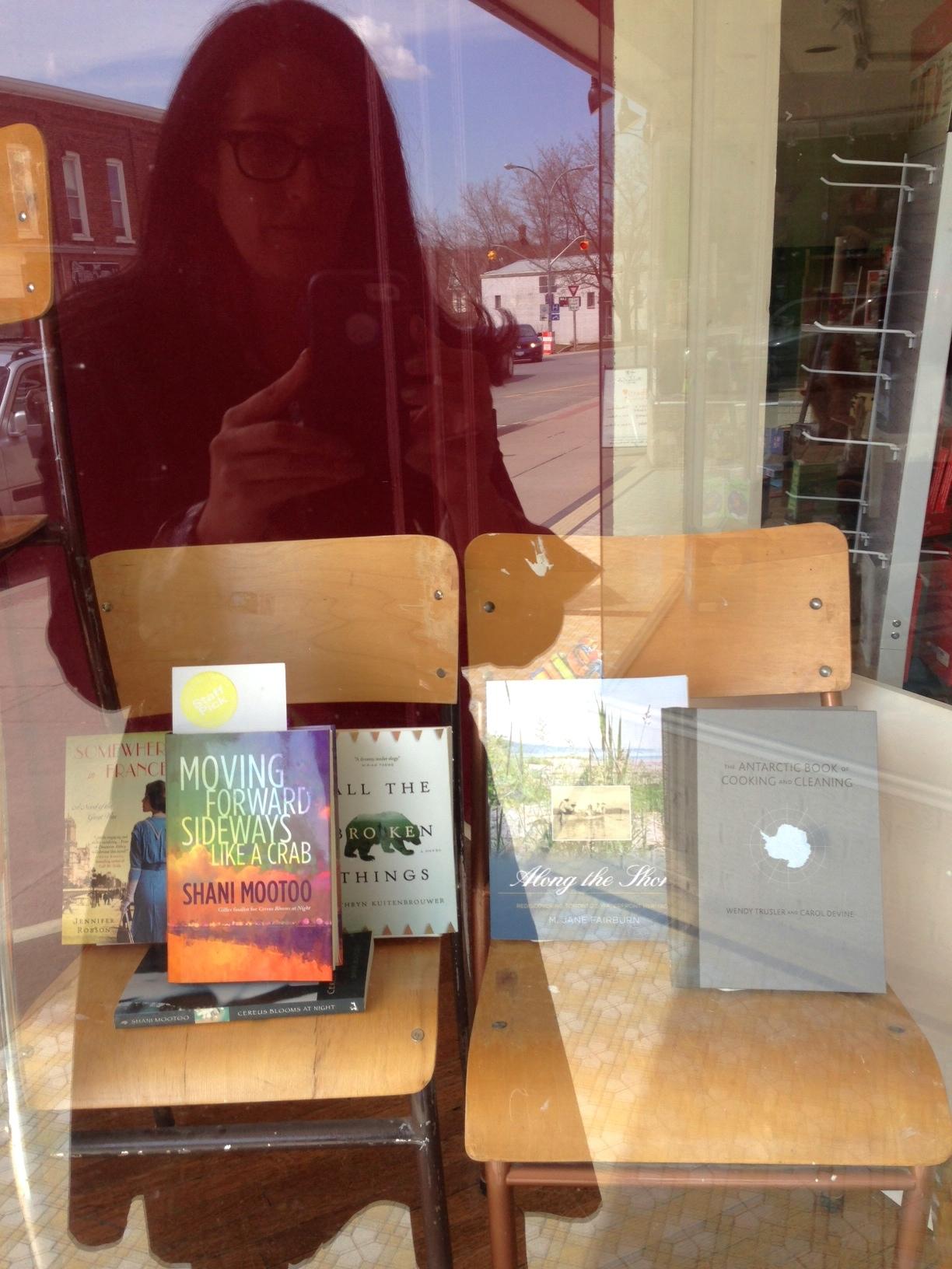Prince Edward County Author Fest, Books & Company Apr 12, 2014