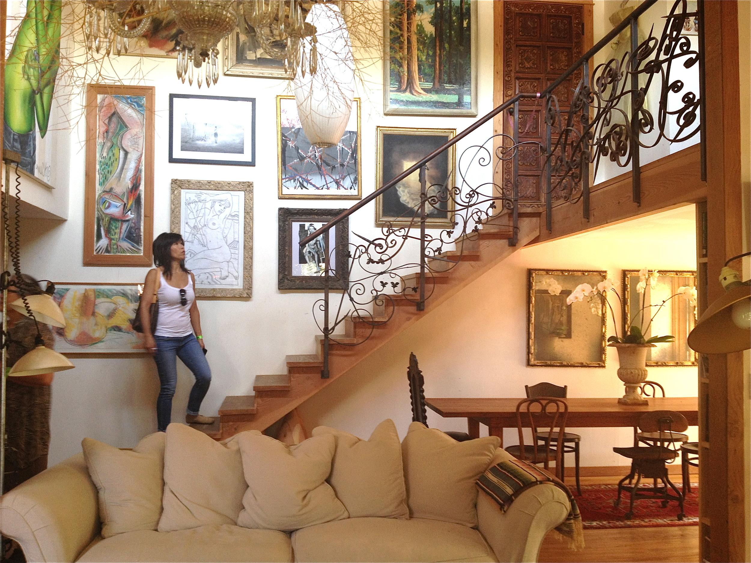 Venice Garden & Home Tour - #28 Quirky Venice