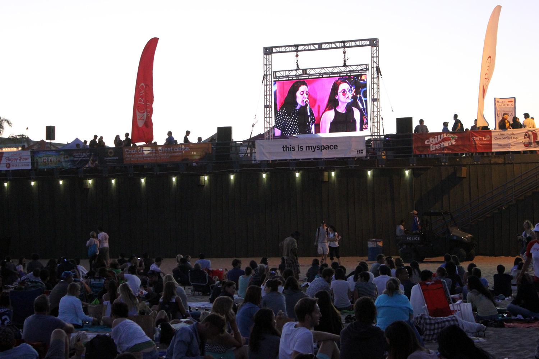 Santa Monica Pier Twilight Concert