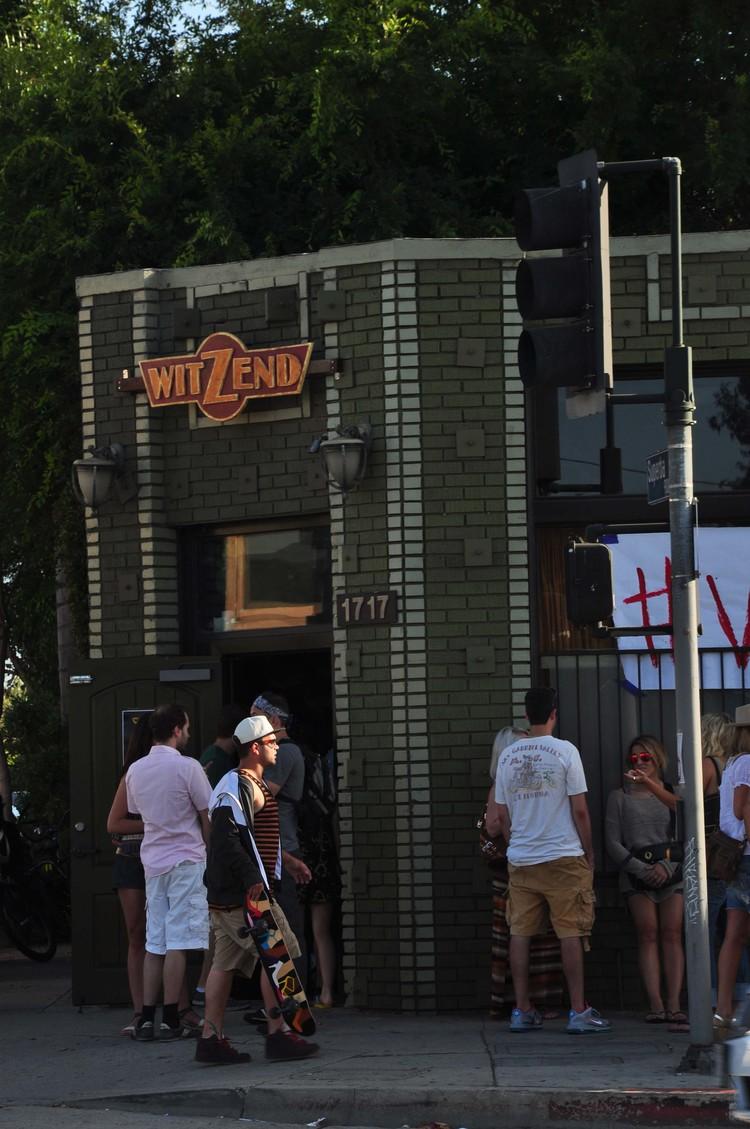 Venice Music Crawl. June 2013. Photo by Angelina Attwell.