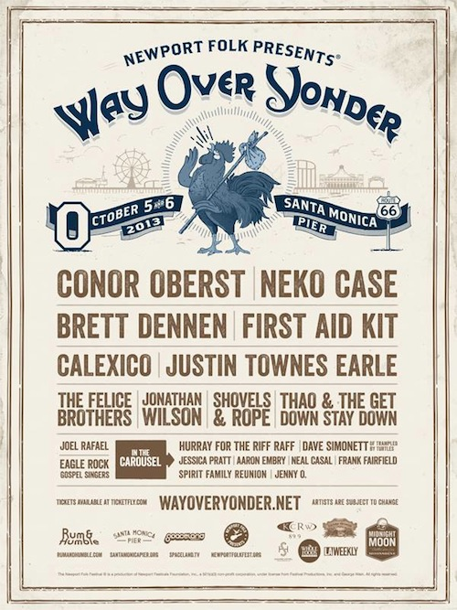 Way Over Yonder Fest