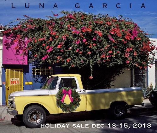 Luna Garcia Holiday Sale