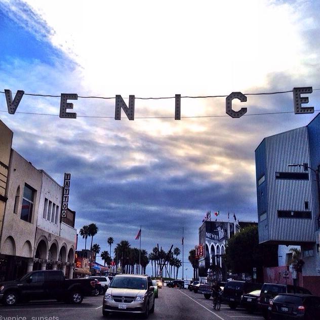 Photo by  @venice_sunsets  via Instagram