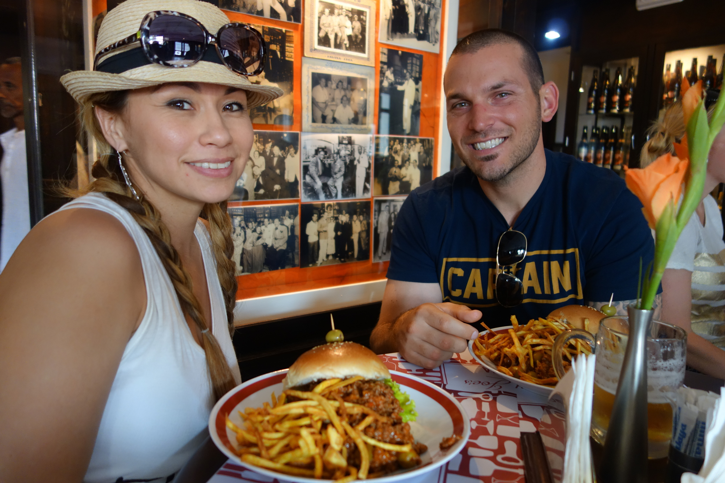 Sloppy Joe's, another popular American haunt of the 1940s and '50s, originated in Cuba and expanded to the US.