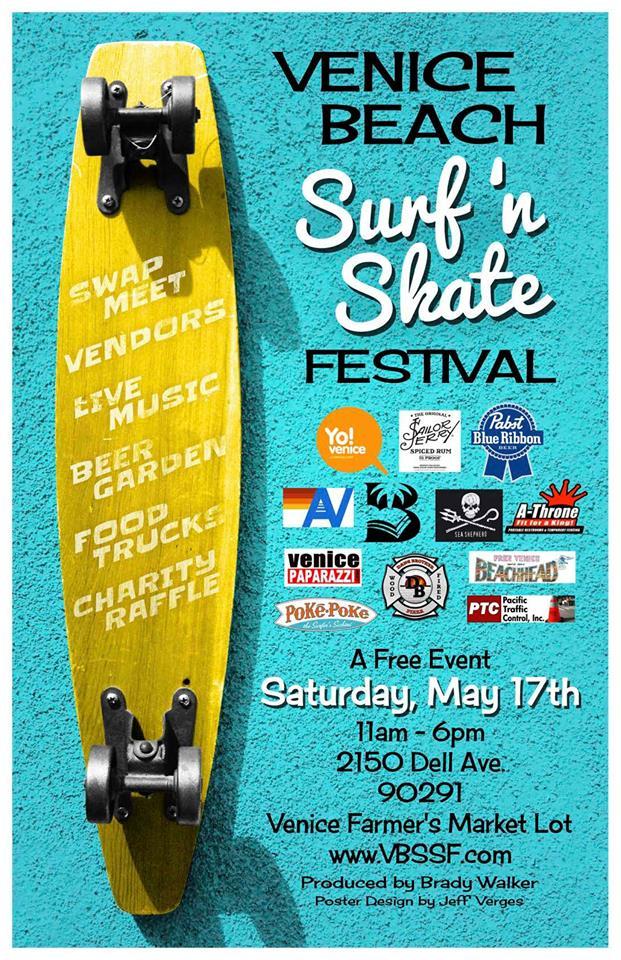 Venice Surf & Skate Fest