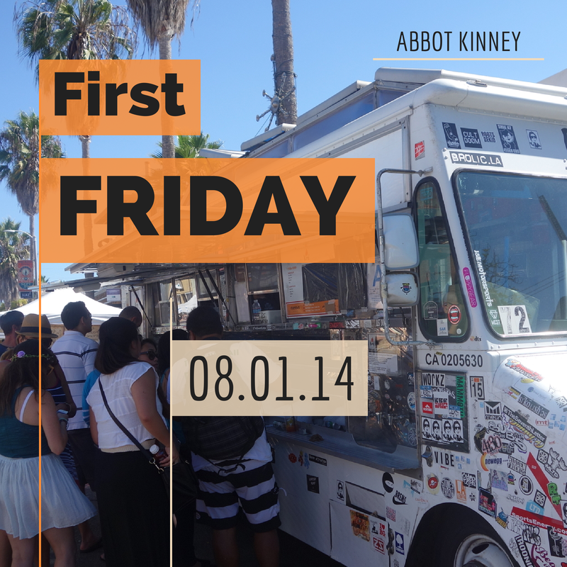 Abbot Kinney First Friday