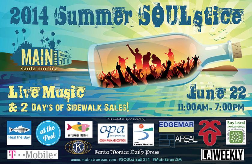 Main Street Summer SOULstice