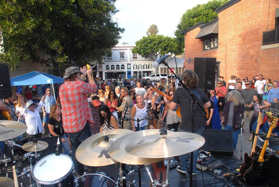 Summer SOULstice ( Photo  Main Street Santa Monica  )