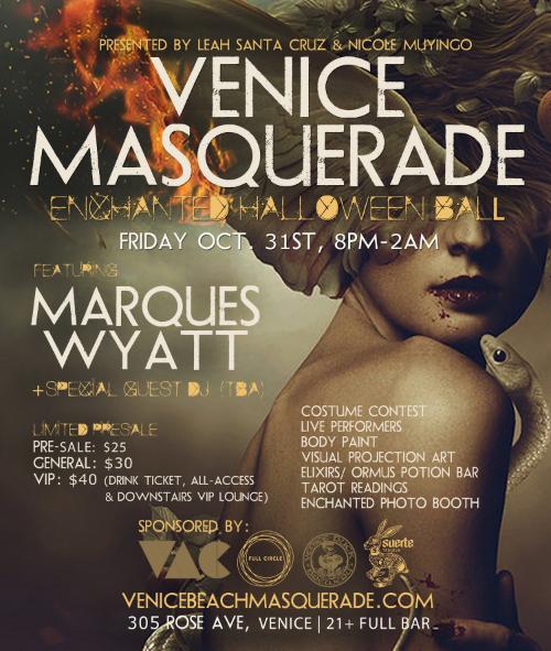 Venice Beach Halloween Masquerade