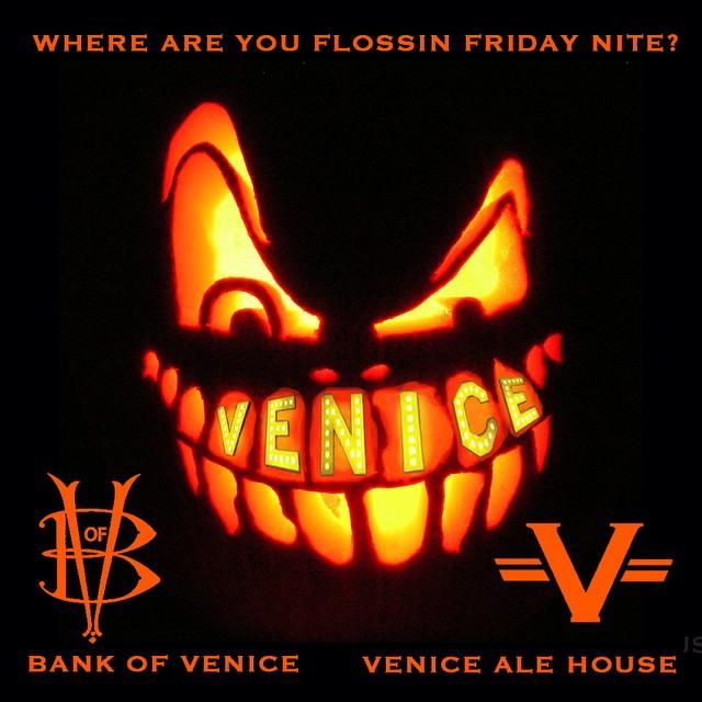 Venice Ale House Halloween