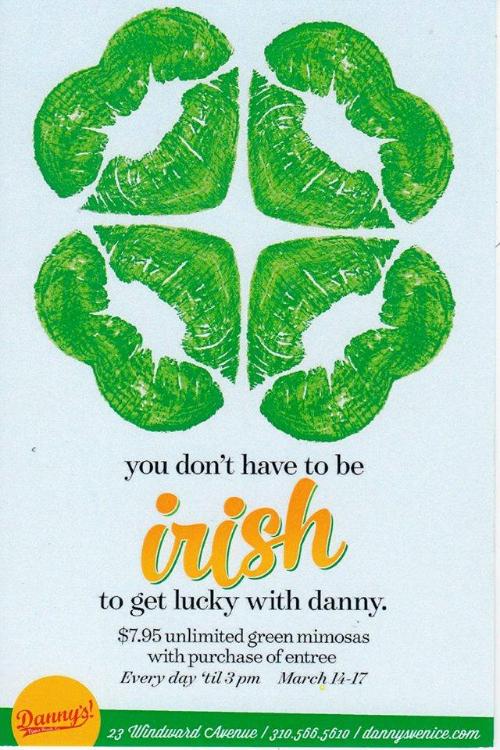 Danny's St. Patrick's Day