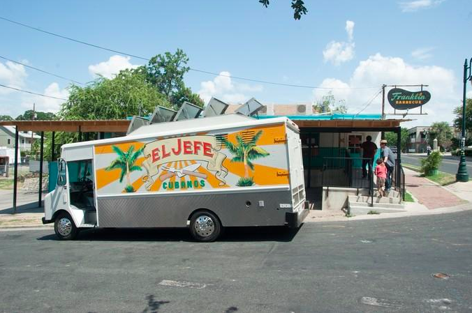 After rolling through Austin, the El Jefe food truck returns toLA along with cubanos and a BBQ pop-up. ( Photo: Chef  RoyChoi  )