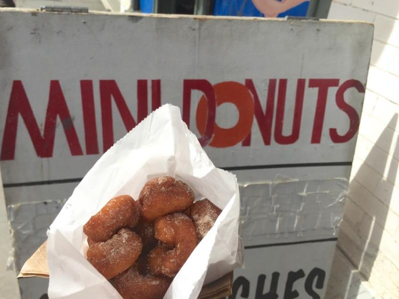 Zelda's Mini Donuts
