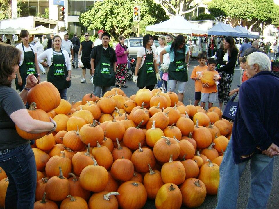 Photo by Santa Monica Farmers' Market