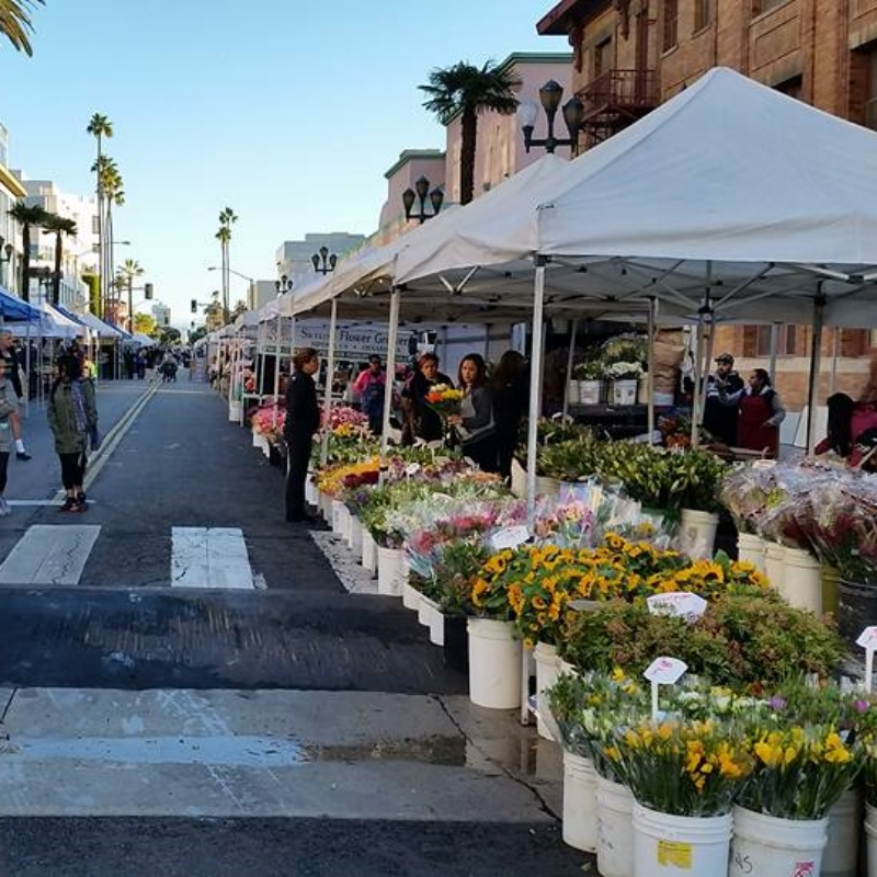 Photo by Santa Monica Farmers' Market